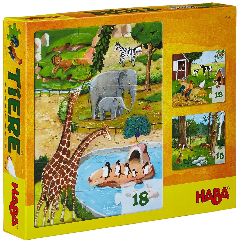 HABA 4960 – Puzzles Tiere bestellen