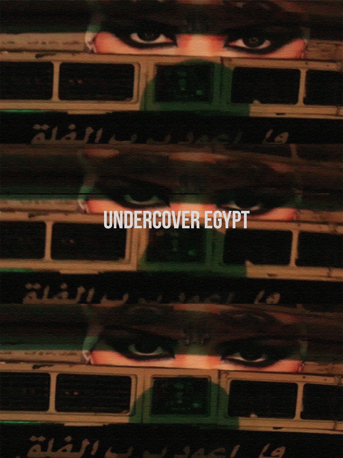 Undercover Egypt on Amazon Prime Instant Video UK