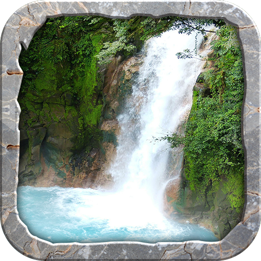 Waterfall Relaxing Theme (Free Themes compare prices)
