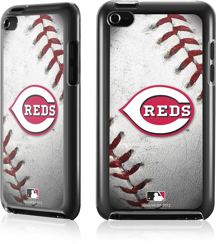 MLB - Cincinnati Reds - Cincinnati Reds Game Ball - iPod Touch (4th Gen) - LeNu Case pete rose signed autographed cincinnati reds stat jersey jsa coa