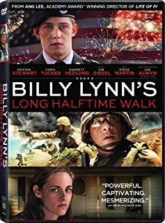 Book Cover: Billy Lynn's Long Halftime Walk