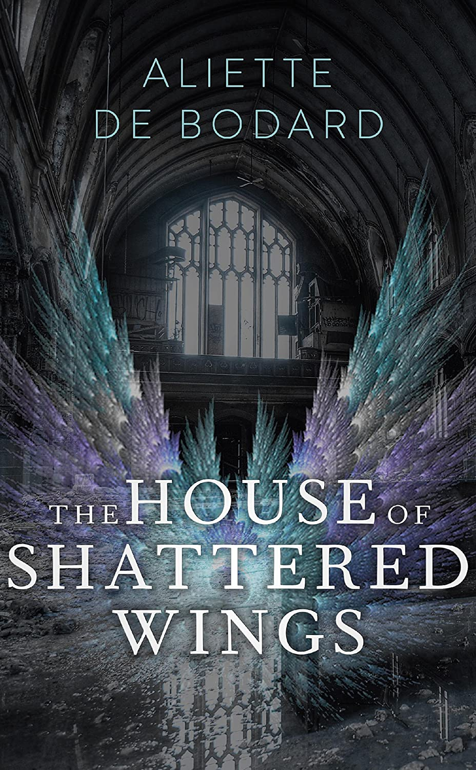 Shattered Wings cover