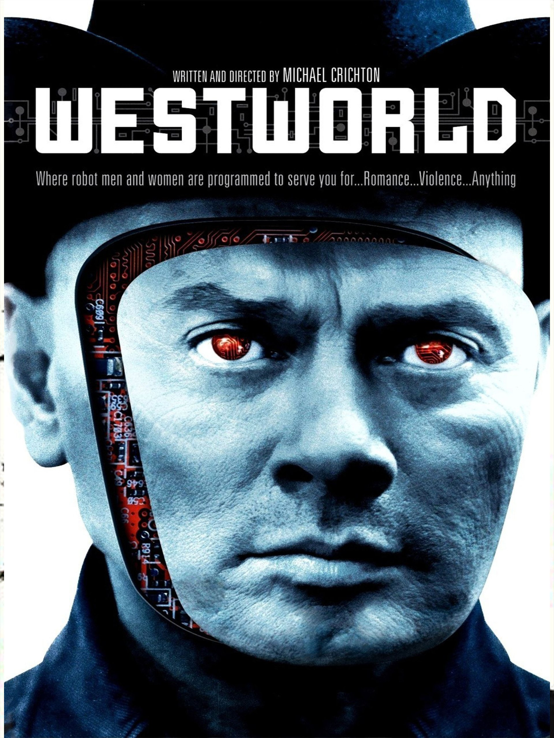 Westworld on Amazon Prime Instant Video UK