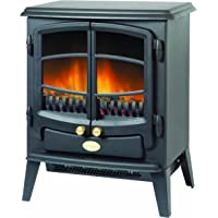 Dimplex TNG20R Dimplex Tango 2KW Optiflame Electric Stove (Black)