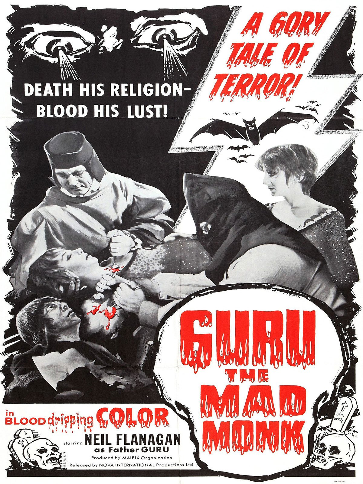 Guru the Mad Monk
