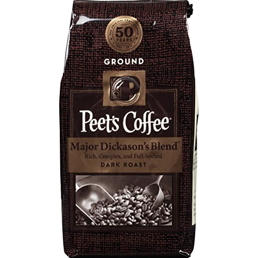 Peet's Ground Coffee, Major Dickason's Blend