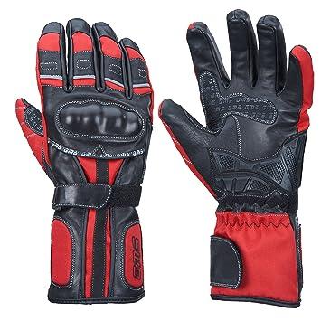 Germas 652. 06-12-2XL Runner Gants Taille XXL Noir/rouge