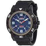 Timex Mens TW4B01100 Expedition Field Shock Black Resin Strap Watch