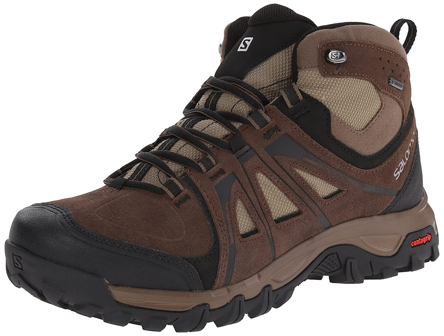 new products d0566 05933 salomon jungle boots review | Becky (Chain Reaction Redwood ...