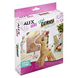 ALEX DIY Sew Corky Giraffe Plush