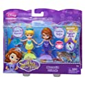 "2-Pk.Disney Sofia 3"" Sofia and Oona Doll"