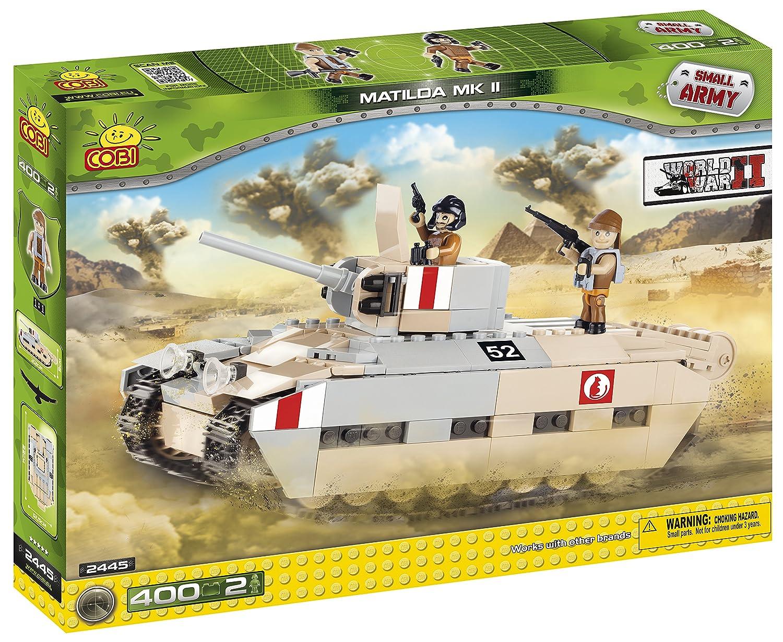 Cobi 2445 Small Army – World War II – Matilda MK II jetzt bestellen