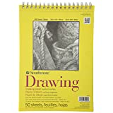 Strathmore 300 Series Drawing Pad, Medium Surface, 9
