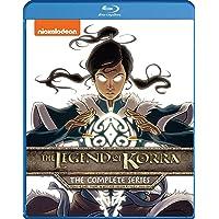 Legend of Korra: Complete Series on Blu-ray