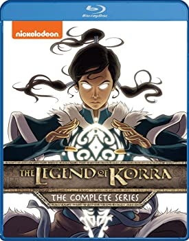 Legend of Korra: The Complete Series on Blu-ray