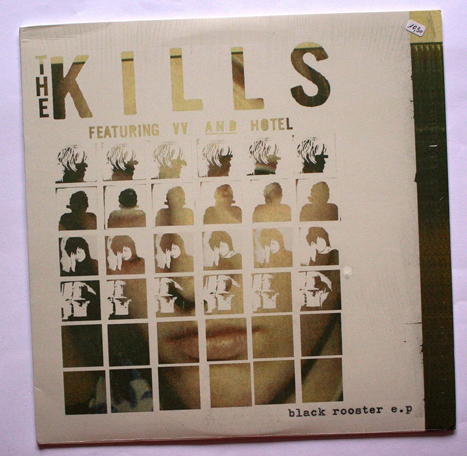 Rooster Kills Black Rooster E.p The Kills