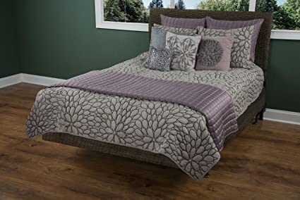 Quilt in Orchid (Queen)