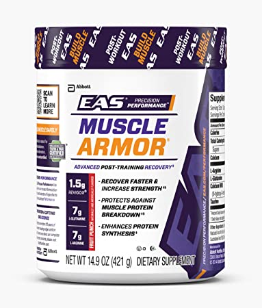 EAS Sports Nutrition Muscle Armor with Revigor (HMB)