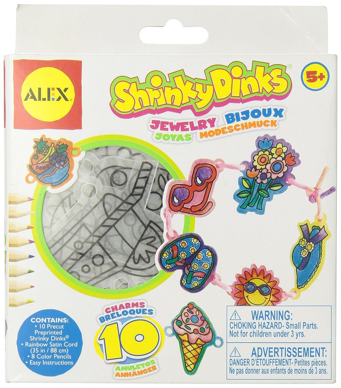 ALEX® Toys - Craft Shrinky Dinks-Jewelry