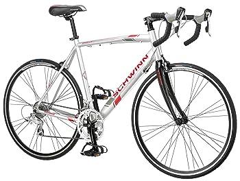 Schwinn Men's Phocus 1600 700C Drop Bar Road Bicycle