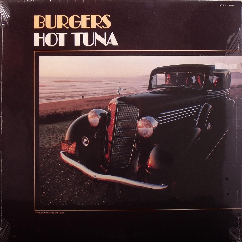 Burgers Hot Tuna Amazon.com Hot Tuna