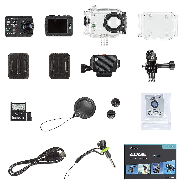 Videocamera subacquea KitVision Edge HD30W al miglior prezzo
