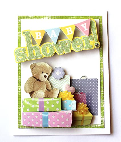 Baby Shower Greeting Card Boxed