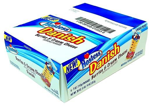 Cream Cheese Danish 5 oz