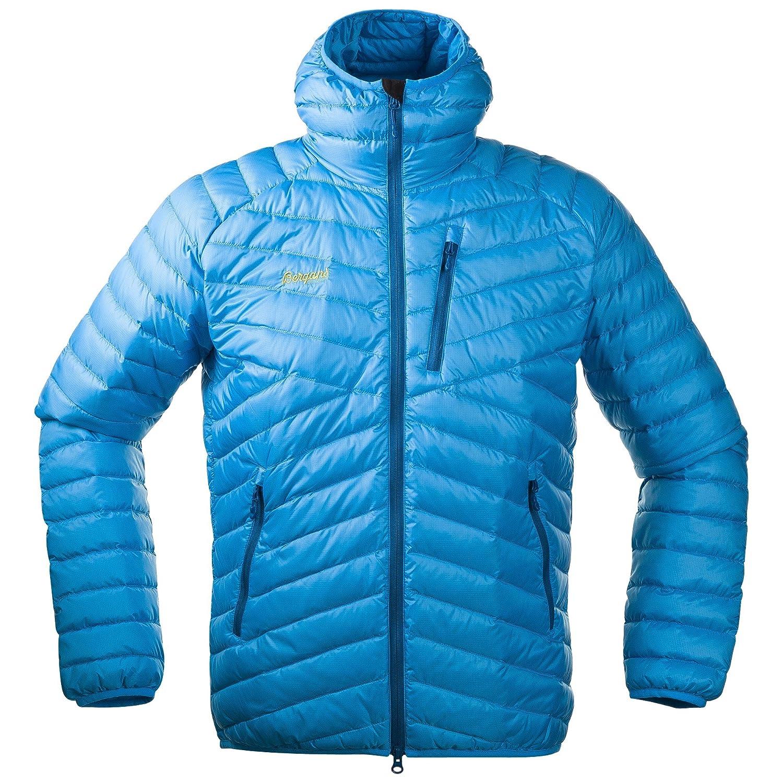Bergans – Herren Daunen Jacke in verschiedenen Farben, Winddicht – Wasserdicht – Atmungsaktiv, H/W 15, Slingsbytind Down Jkt w/Hood (5396) kaufen
