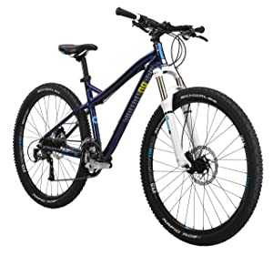 The Lux hard tail complete women's mountain bike