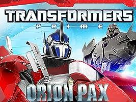 Season 2, Vol. 1: Orion Pax
