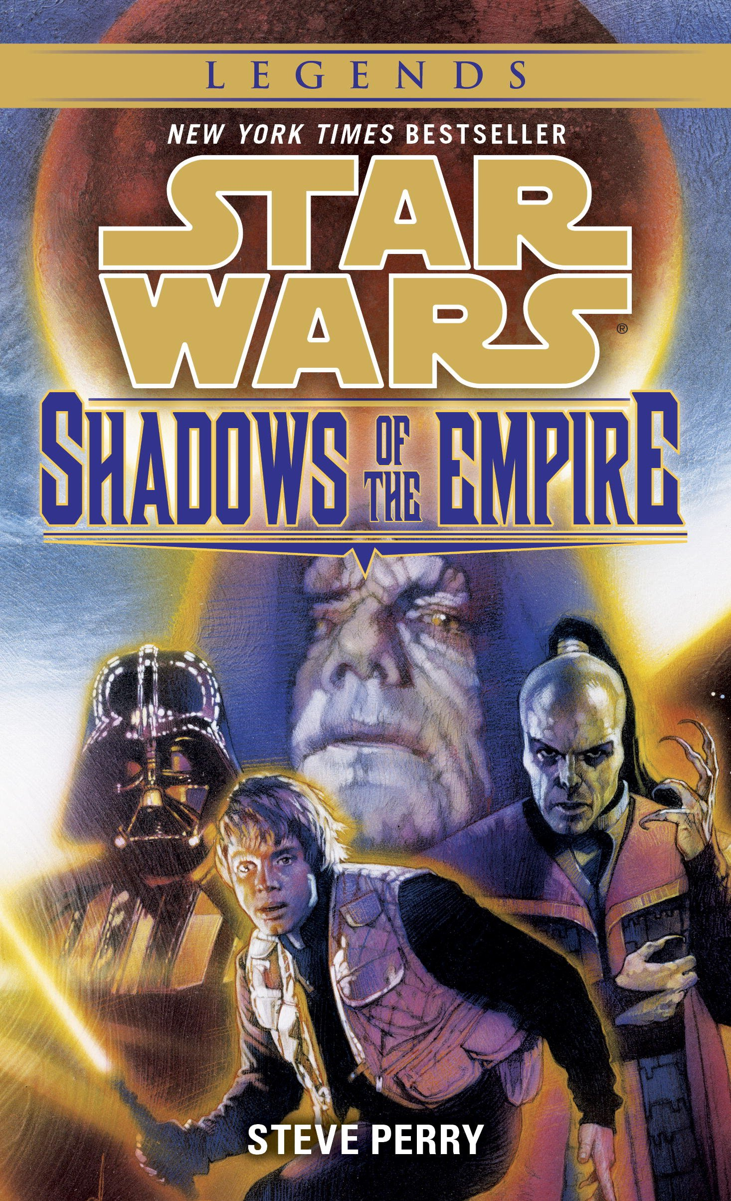 Shadows of the Empire (Legends) -  Steve Perry