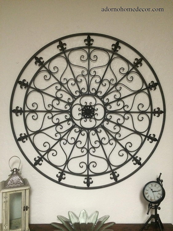 Circular for Iron wall decor