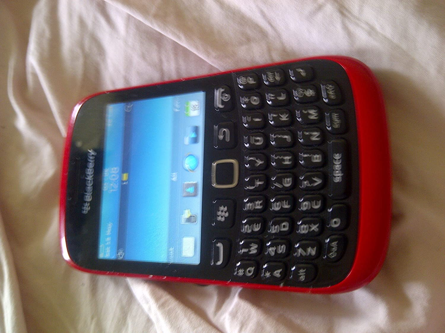 Blackberry Curve 9320 Red Blackberry 9320 in Red on o2
