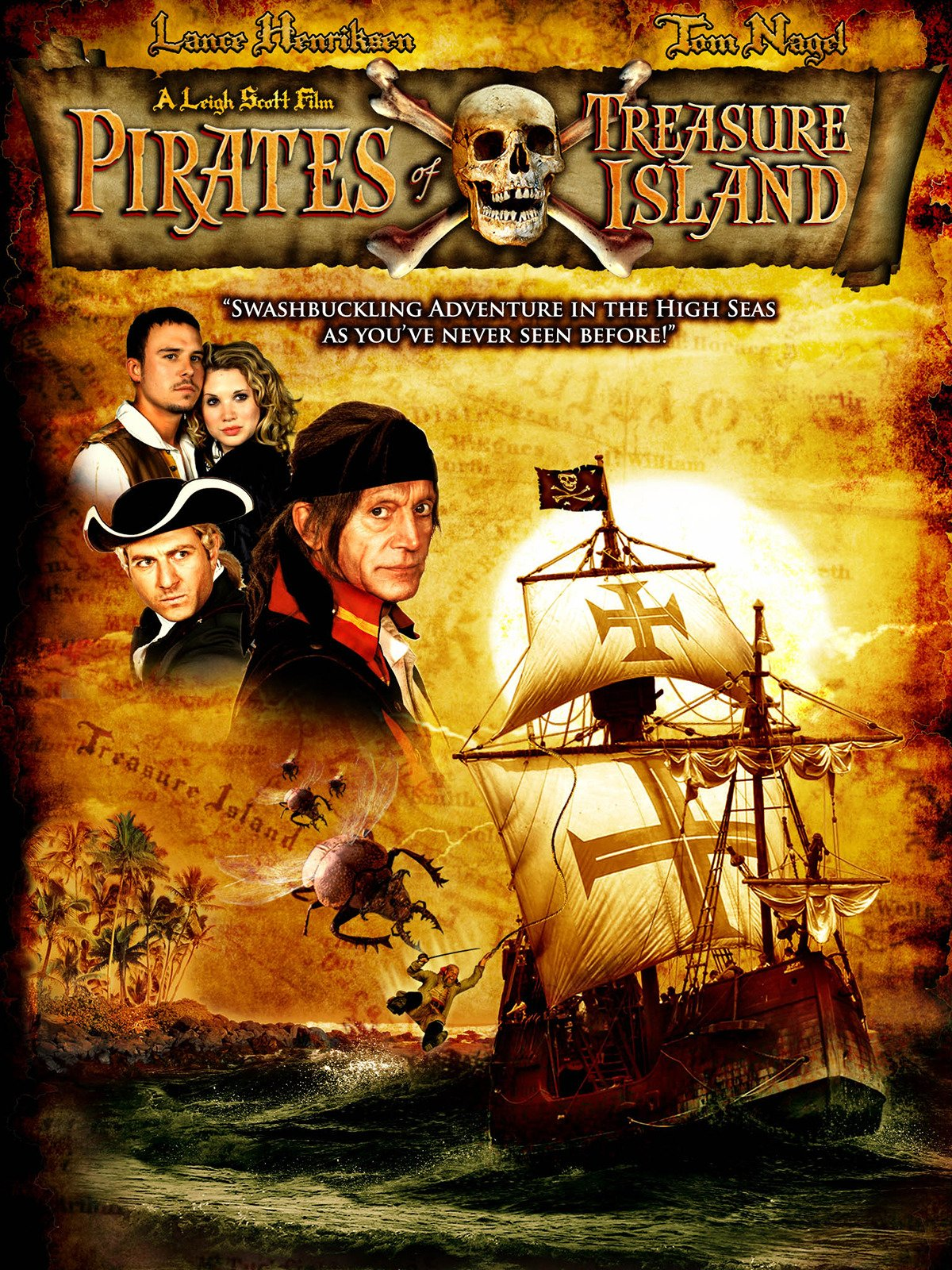 Pirates of Treasure Island on Amazon Prime Instant Video UK