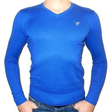 ... Leisure Ralph Lauren Men Mesh Black Red V neck Soft Sweaters