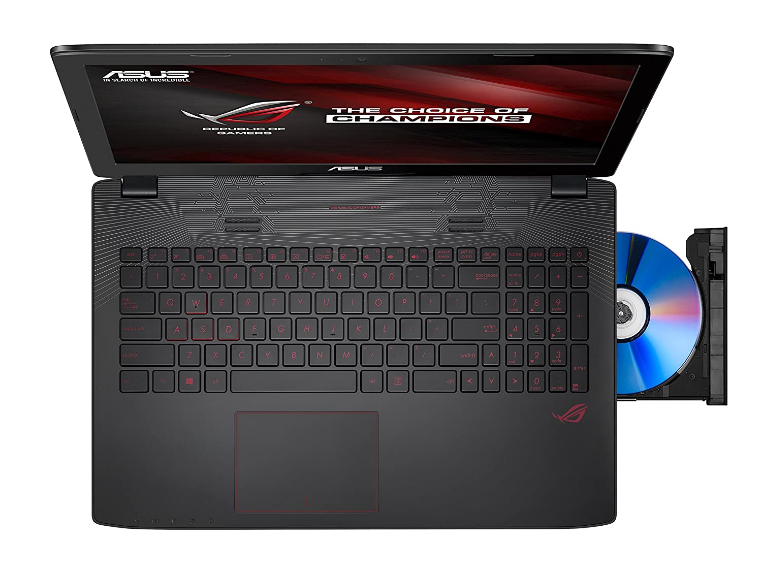 Asus ROG GL552VW-CN281T Gaming Laptop im Test