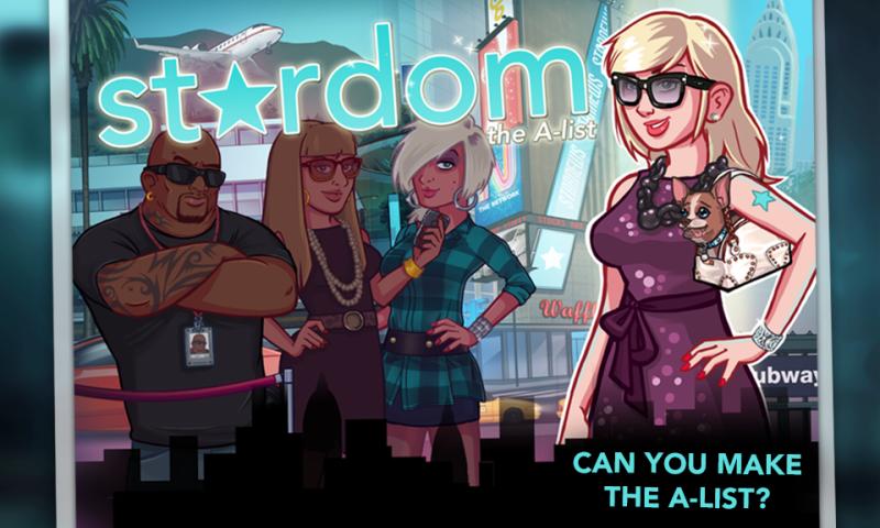 STARDOM: THE A-LIST