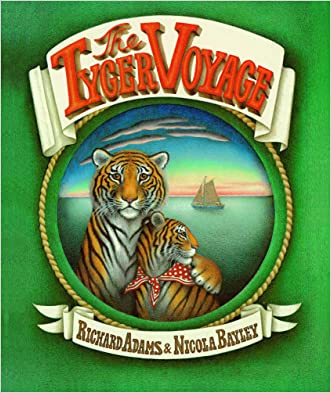 The Tyger Voyage written by Richard Adams