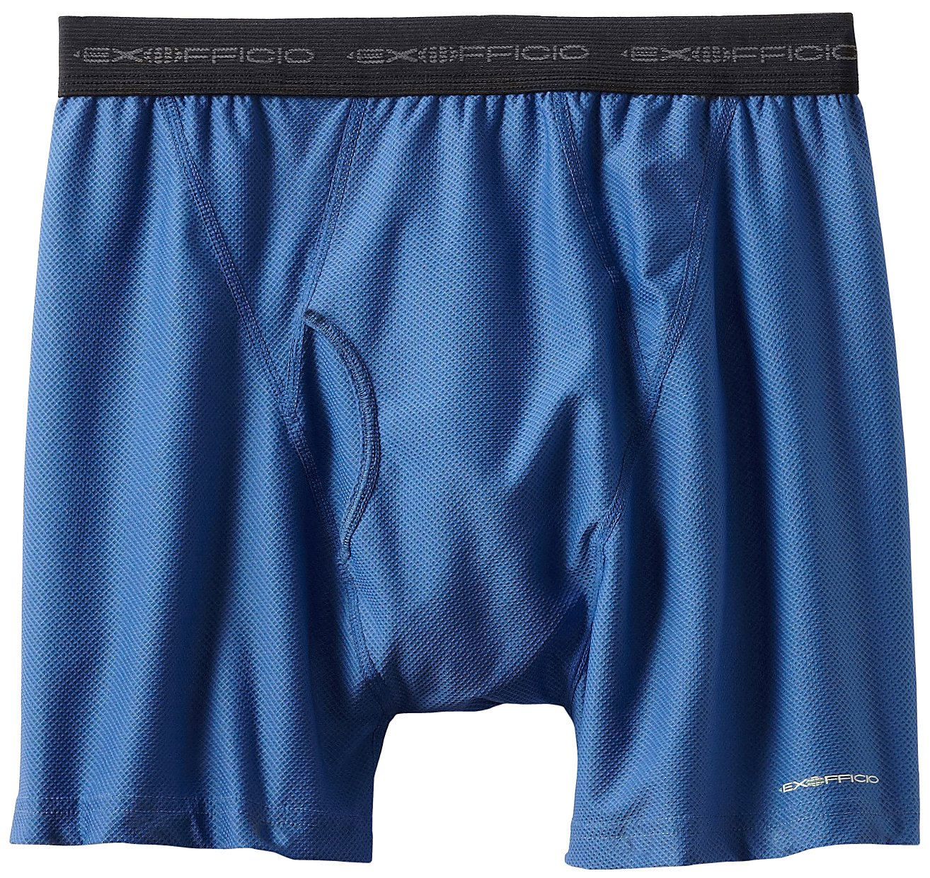 ExOfficio Men's Give-N-Go Boxer Brief Ocean