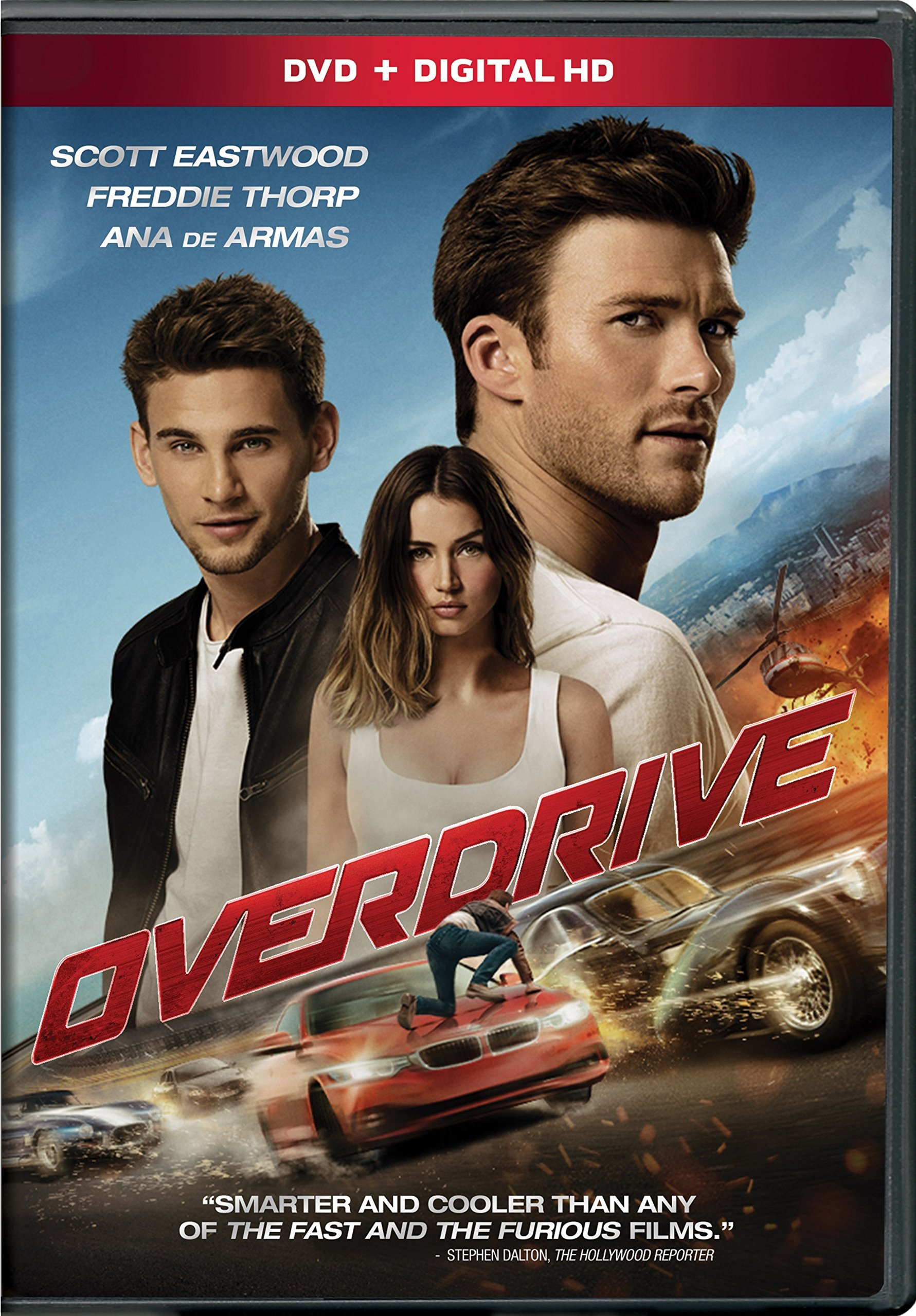 Book Cover: Overdrive