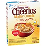 Honey Nut Cheerios Medley Crunch Cereal 13.1 oz Box (Tamaño: 13.1 oz)