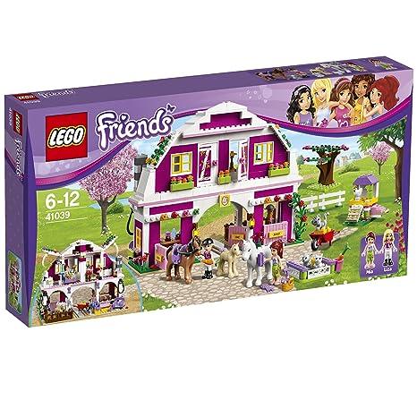 Lego - A1400546 - Ranch Du Soleil - Friends