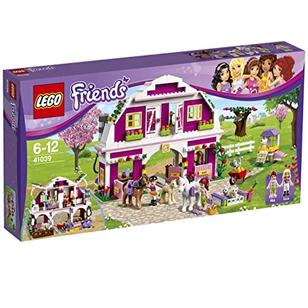 LEGO - A1400546 - Ranch Du Soleil - Friends