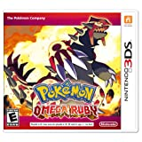 Pokémon Omega Ruby - Nintendo 3DS (Color: Multicoloured)
