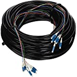 Ubiquiti FC-SM-100 Fiber Cable Assembly Single Mode 100'