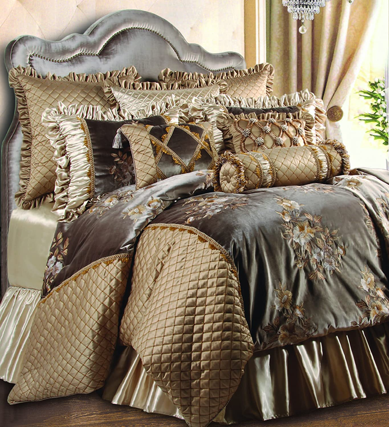 Luxury Bedding Ensembles