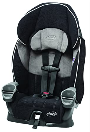 Evenflo Maestro Silver Booster Car Seat