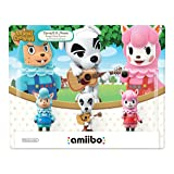 Animal Crossing Series 3-Pack Amiibo (Animal Crossing Series) (Color: Animal Crossing 3-Pack)