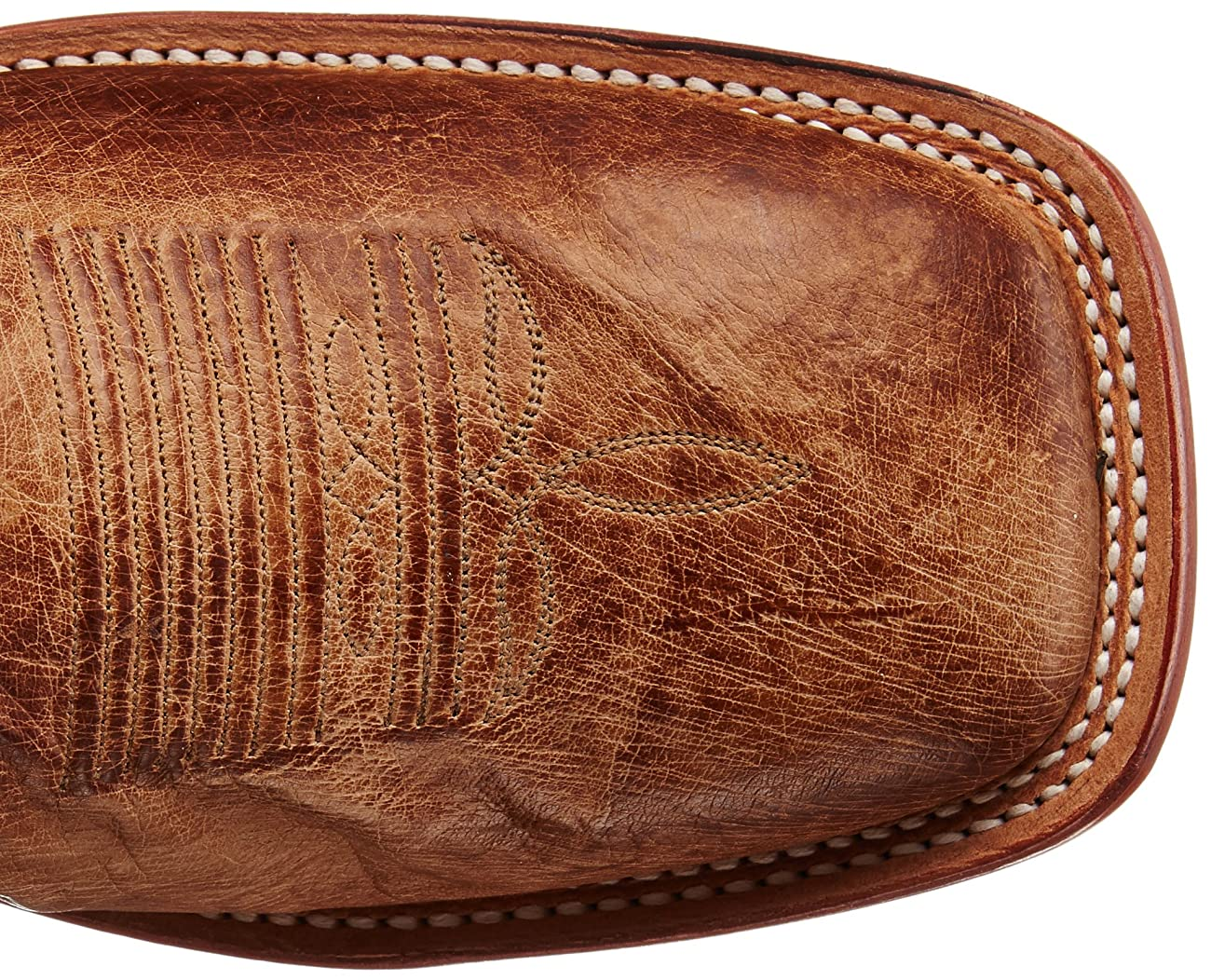 Tony Lama Men's Vintage Smooth Ostrich Western Boot 4